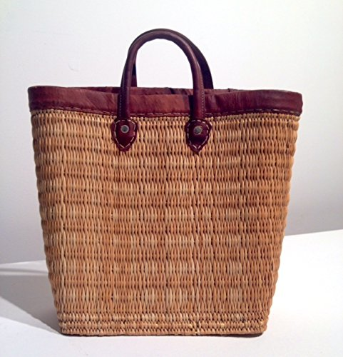 Bolso de paja 50x 15x H46/550910.3/straw Handbag Size 50x 15x H46/550910.3