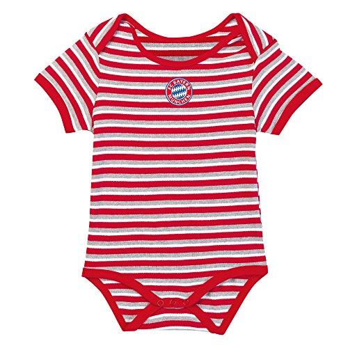 FC Bayern München Baby Body Neuzugang Gr.50/56