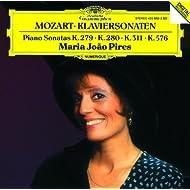 Mozart: Piano Sonatas K.279, K.280, K.311 & K.576