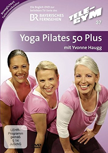 TELE-GYM 37 - Yoga Pilates 50 Plus