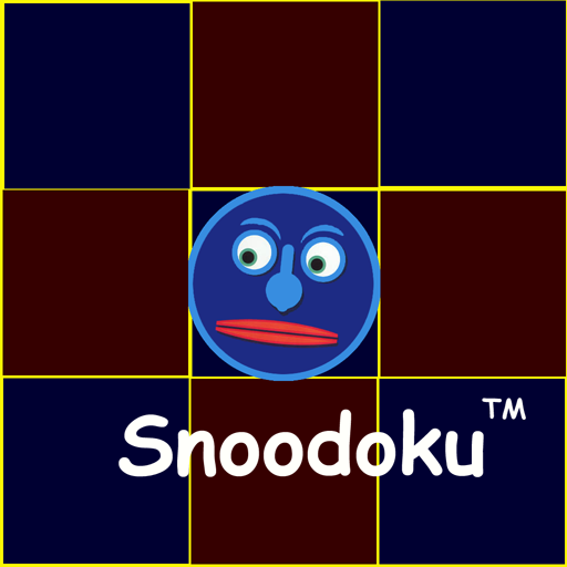 Snoodoku Gold-snood