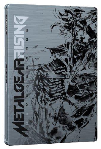 Metal Gear Rising: Revengeance - Steelbook (inkl. DLC) für Xbox 360 (exklusiv bei Amazon.de) Xbox 360 Dlc