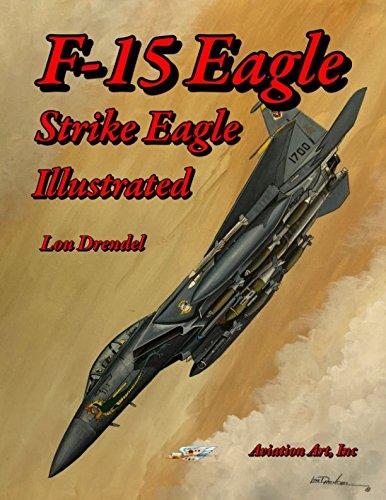 Gebraucht, F-15 Eagle Strike Eagle Illustrated gebraucht kaufen  Wird an jeden Ort in Deutschland
