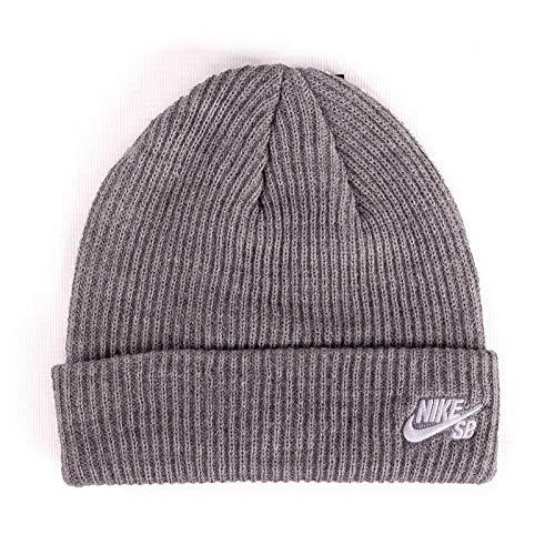 12761e148ef Nike Nike Sb Fisherman Beanie - burgundy crush gunsmoke - Mützen-Hüte-Caps