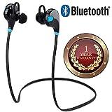 Elevea Sports Bluetooth Jogger Headset Wireless 4.0 Handfree Stereo Headphone for All Smartphone