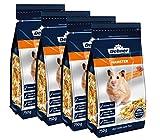 Dehner Premium Hamsterfutter, 750 g, 4er Pack (4 x 750 g)