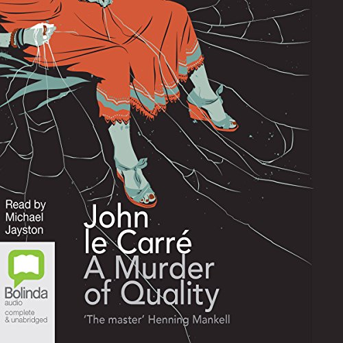 A Murder of Quality (George Smiley (2)) for sale  Delivered anywhere in UK
