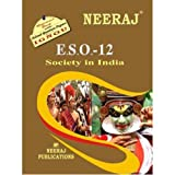 #4: ESO12-Societies in India (IGNOU help book for ESO-12 in English Medium)