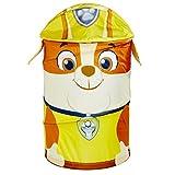Paw Patrol - Pop-up-Tonne zur Spielzeugaufbewahrung für Kinder