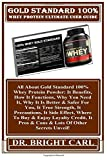 Gold Standard 100% Whey  Protein Ultimate User Guide