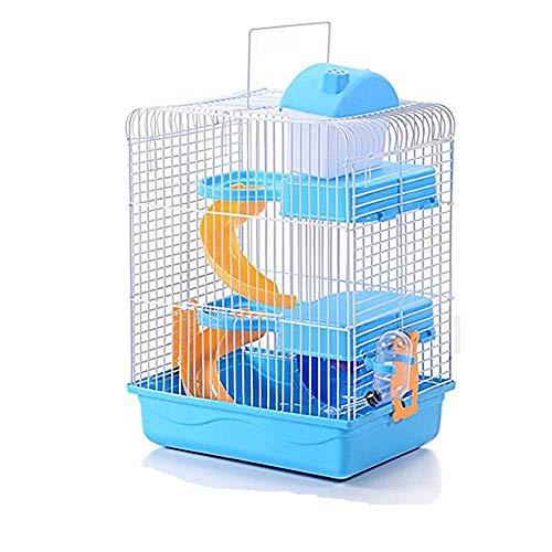 TOHHOT Cage à Hamster Portable à 3 étages pour Animaux domestiques