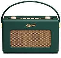 Roberts Revival RD60 FM/DAB/DAB+ Digital Radio - Green