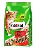 Kitekat Katzenfutter Rind und Gemüse