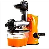 WYFC Manuelle Zitrone Entsafter Haushalt Hand Obst Saft Baby Saft gepresster Orangensaft Maschine . orange