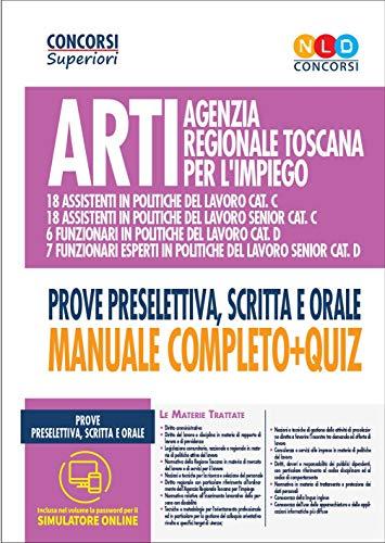 ARTI Agenzia regionale Toscana per l'impiego.