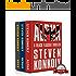 The Black Flagged Thriller Series Boxset: Books 1-3
