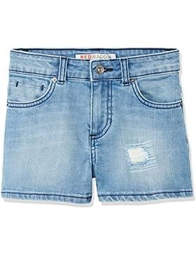 RED WAGON Pantaloncini di Jeans Bambina