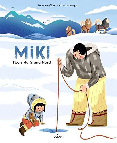 Miki, l'ours du Grand Nord