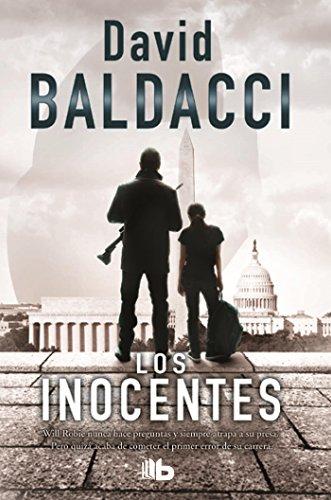 Los inocentes (Will Robie 1) (B DE BOLSILLO) por David Baldacci