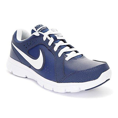 Nike Flex Experience Ltr (Gs), Baskets Basses garçon Bleu