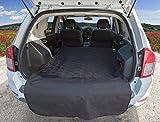Copertura del Cane, Legendog Copertura del Tronco Anti-Scivolo Impermeabile Oxford Car Seat Protector per Dog S