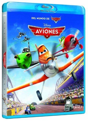 Aviones [Blu-ray] 51qS7ktC 2BuL