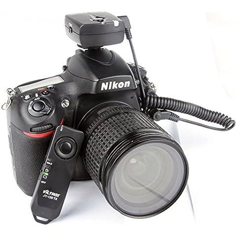 Viltrox JY-120-N1Disparador remoto inalámbrico para cámara Nikon