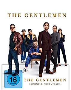The Gentlemen - Limited Blu-ray Edition im Steelbook