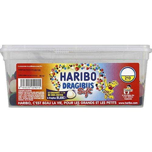 haribo Dragibus soft - ( Prix Unitaire ) - Envoi Rapide Et Soignée