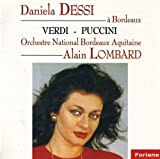 Recital Daniella Dessid,Don Carlo,Traviata,Aida,Otello,Boheme,Tosca,Butterfly