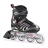 Bladerunner Formula 82 Womens Inline Skates - Black/Purple