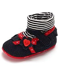 Zapatos de Bebe,❤ Amlaiworld Recién Nacido Bebés Niñas Niños Billete de Dibujos Animados