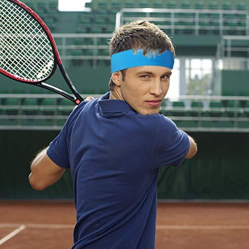Zoom IMG-3 fantesi 4 pezzi fascia tennis