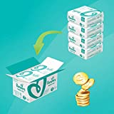 Pampers Baby-Dry Size 5, 144 Nappies, 11-16kg, Monthly Pack