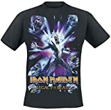 Iron Maiden Legacy of The Beast 3 - Comic Cover T-Shirt schwarz XXL
