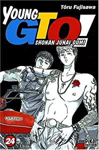 Young GTO Edition simple Tome 24
