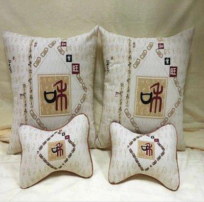 car-headrest-lumbar-support-vehicle-pillow-pillow-back-support-cushion-back-support-neck-pillow-edge