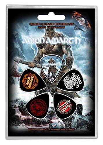 Amon Amarth Jomsviking Plektrum Pack - Pack Plektren