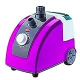 Vertikaler Dampf-Kleiderdampfer, Haus-Bügel-Mangel, Handsprüheisen, Für Haus,Purple