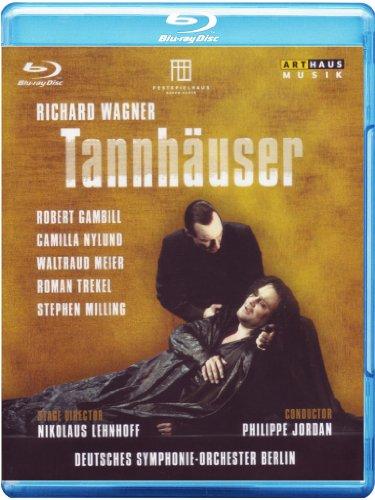 Arthaus Musik (NAXOS Deutschland GmbH) Richard Wagner - Tannhäuser [Blu-ray]