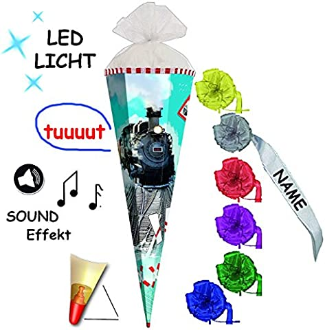 SOUND Modul & LED Licht Effekt _ ! - Schultüte -