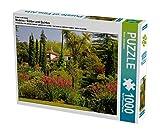Ein Motiv aus dem Kalender Madeira - Gärten und Quintas 1000 Teile Puzzle quer (CALVENDO Orte)