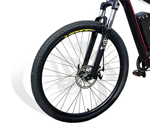 E-MTB, E -Bike, Elektrofahrrad, Mountainbike, 350 W / 36 V 10Ah / Lithium Batterie / 28 Zoll