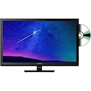 blaupunkt 24 inch widescreen hd ready led tv with built in dvd player and freeview tv. Black Bedroom Furniture Sets. Home Design Ideas