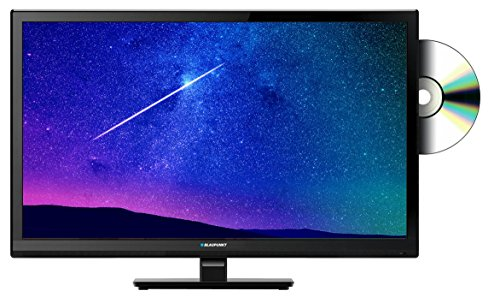 Blaupunkt 24-inch Widescreen HD Ready LED TV with built-in DVD player and Freeview