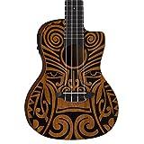 Luna Guitars UKETRIBALCEL Ukulele