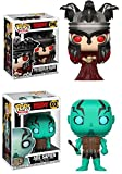 Funko Pop! Hellboy: The Queen of Blood + Abe Sapien – Vinyl Figure Set New