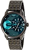 Diesel Men's DZ7340 Black Stainless-Steel Quartz Watch