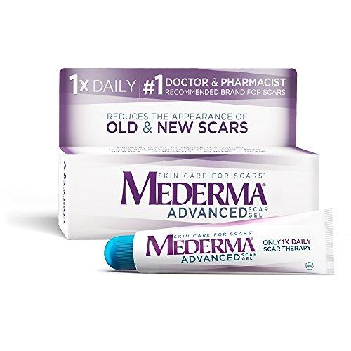 MEDERMA Skin Care For Scars Soothing Gel direkt 20g aus den USA!! -