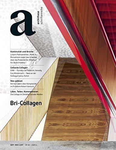 Bri-Collagen: archithese 3.2017